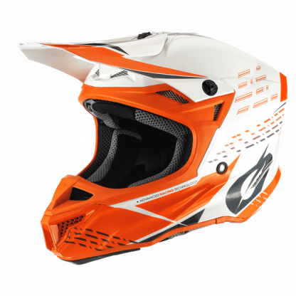 Oneal 5 Series Trace Motocross Helmet Orange