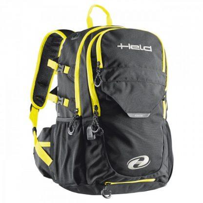 Held Power Bag Motorcycle Rucksack Yellow