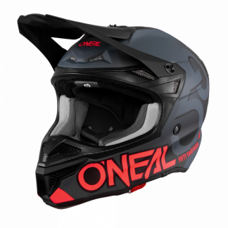 Oneal 5 Series Five Zero Motocross Helmet Black