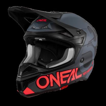 Oneal 5 Series Five Zero Motocross Helmet Black