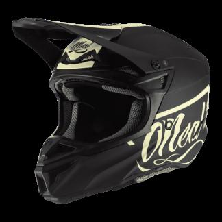 Oneal 5 Series Reseda Motocross Helmet Black