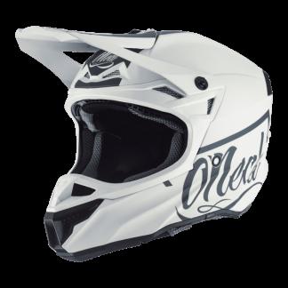 Oneal 5 Series Reseda Motocross Helmet White
