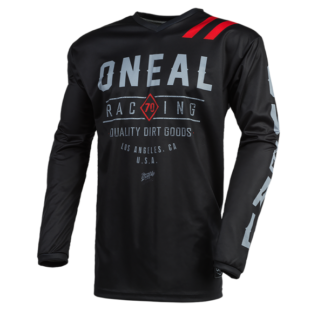 ONeal Element Dirt 2021 Motocross Jersey Black