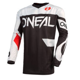 ONeal Element Racewear 2021 Motocross Jersey Black