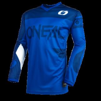 ONeal Element Racewear 2021 Motocross Jersey Blue