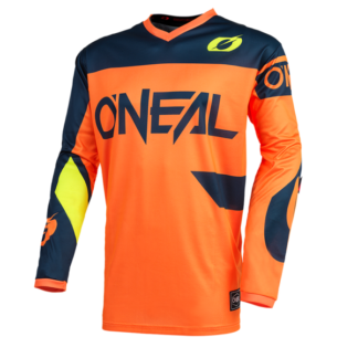 ONeal Element Racewear 2021 Motocross Jersey Orange