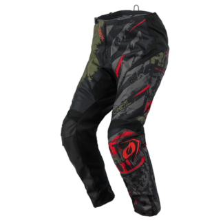 ONeal Element Ride 2021 Motocross Pants Green