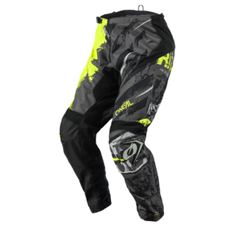 ONeal Element Ride 2021 Motocross Pants Yellow