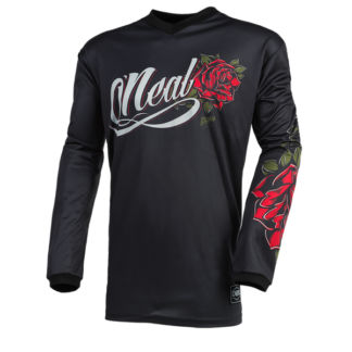 ONeal Element Roses 2021 Motocross Jersey Black