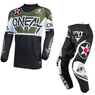 ONeal-Element-Warhawk-2021-Motocross-Kit-GreenONeal-Element-Warhawk-2021-Motocross-Kit-Green