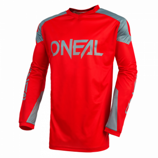 ONeal Matrix Riderwear 2021 Motocross Jersey Red