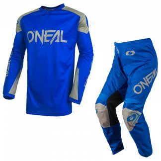 ONeal Matrix Riderwear 2021 Motocross Kit Blue