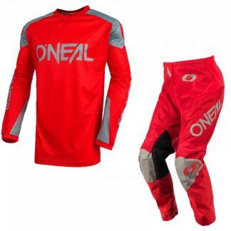 ONeal Matrix Riderwear 2021 Motocross Kit Red