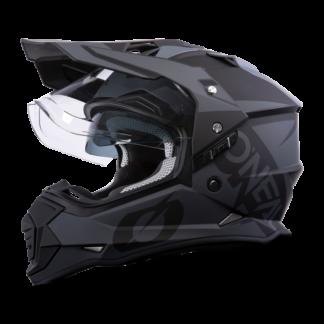 Oneal Sierra R Dual Sport Helmet Grey