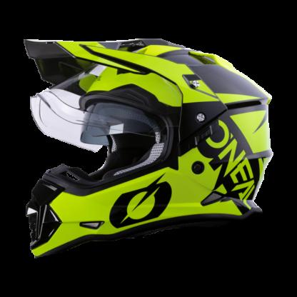 Oneal Sierra R Dual Sport Helmet Yellow