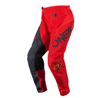 ONeal Element Racewear 2021 Motocross Pants Red