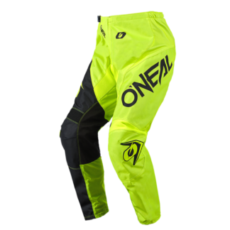 ONeal Element Racewear 2021 Motocross Pants Yellow