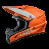 ONeal 1 Series Solid Motocross Helmet Orange